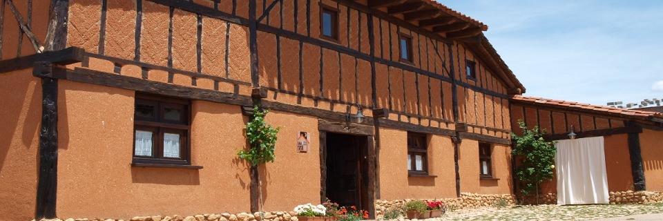 La Casa de Adobe, Valdemaluque, Soria